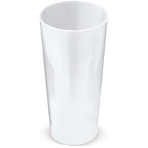 ECO - Tasse aus recyclebarem Kunstoff 500 ml - bedruckbar