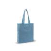 Einkaufstasche aus recycelter Baumwolle 38 x 42 x 10 cm - bedruckbar