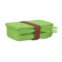 Lunchbox aus PP mit einem Fach - bedruckbar