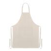 Küchenschürze mit 2 Fronttaschen aus 100% Organic Cotton 200 g/m² - bedruckbar