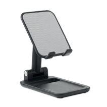 Klappbarer Smartphone- oder Tablet-Halter aus ABS - bedruckbar