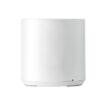 5.0 wireless Lautsprecher aus recyceltem ABS mit LED-Lichtanzeige - bedruckbar