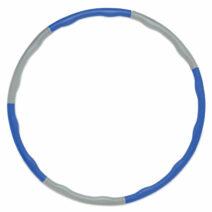 Zerlegbarer und verstellbarer Hula-Hoop-Reifen - bedruckbar