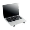 Kompakter tragbarer und faltbarer Laptop-Halter aus Aluminium mit rutschfesten Silikonpads - bedruckbar