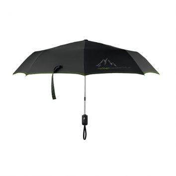 MO9000_48A-Faltbarer-Regenschirm-windbestaendig-mit-farbigen-Nähten-gruen-bedruckbar-bedrucken-Logodruck-Werbegeschenk-Werbeartikel-Rosenheim-Muenchen-Deutschland