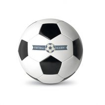MO9007_33_P-Fussball-aus-PVC-Groesse 5-weiss-schwarz-guenstig-bedruckbar-bedrucken-Logodruck-Werbegeschenk-Werbeartikel-Rosenheim-Muenchen-Deutschland