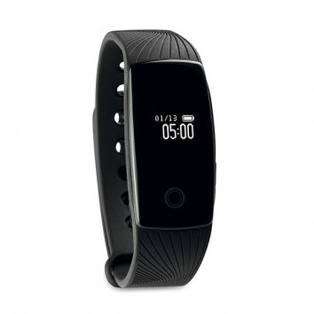 MO9077_03E-Blootooth-Sport-Armband-Uhr-Steuerung-App-schwarz-guenstig-bedruckbar-bedrucken-Logodruck-Werbegeschenk-Werbeartikel-Rosenheim-Muenchen-Deutschland