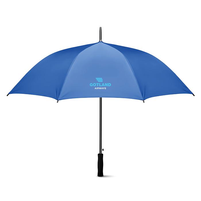 Großer Regenschirm bedrucken lassen