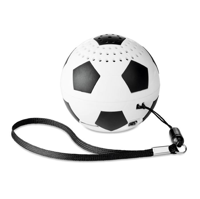 Fußball Lautsprecher - bedruckbar