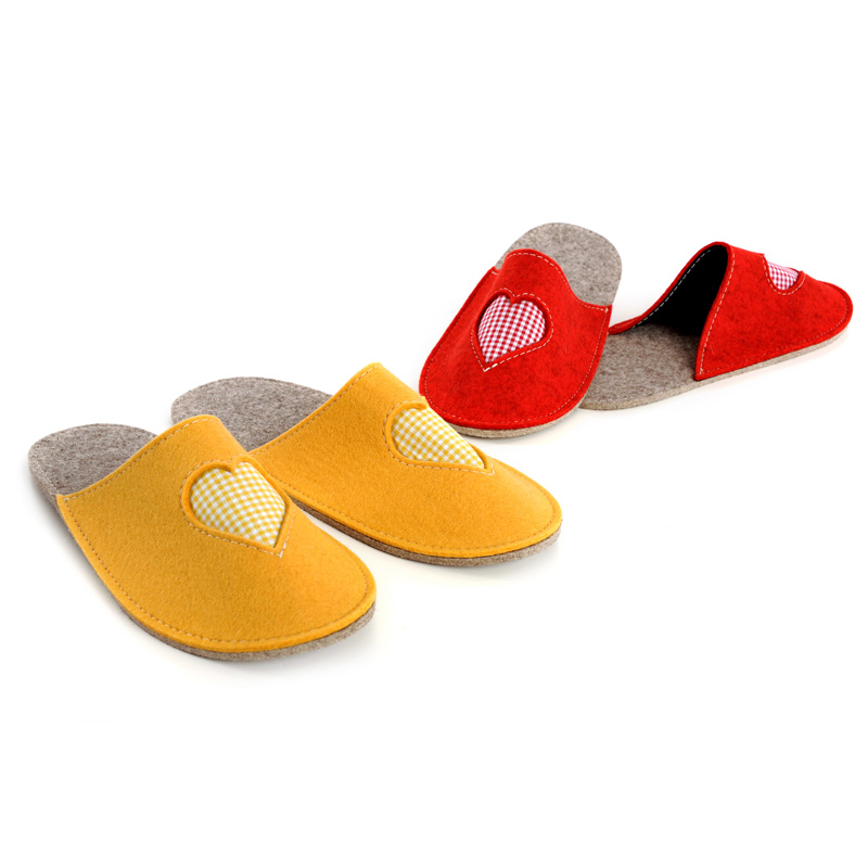 Pantoffel-Karo