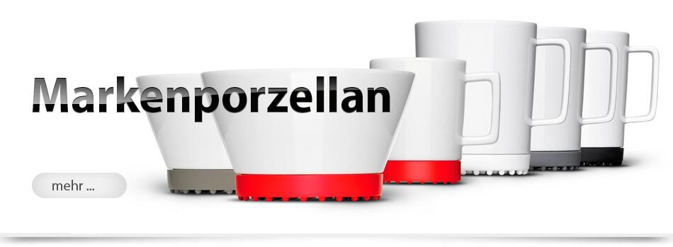 Banner Markenporzellan