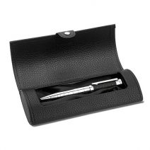 Chrome-Kugelschreiber-Leder-01-bedruckbar-CHEVALIER-bedrucken-werbegeschenk-werbeartikel-rosenheim-muenchen.jpg