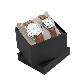 MO7990_A-Uhren-Set-Damen-Herren-geschmackvoll-braun-bedruckbar-bedrucken-Logodruck-Werbegeschenk-Werbeartikel-Rosenheim-Muenchen-Deutschland.jpg
