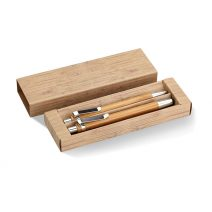 MO8111_A-Schreibset-Bambus-Druckbleistift-Kugelschreiber-Buero-bedruckbar-bedrucken-Logodruck-Werbegeschenk-Werbeartikel-Rosenheim-Muenchen-Deutschland.jpg