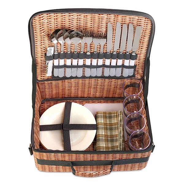 Picknickkorb zum Bedrucken als Werbegeschenk - MÜNCHEN